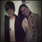 marie and bieber